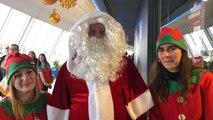 Le Père Noël a encore quelques courses à faire