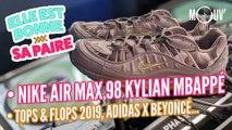 Unboxing Nike Air Max 98 Kylian Mbappé, Top & Flops 2019...[Elle Est Bonne Sa Paire]