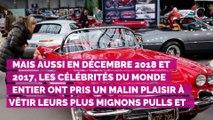 Les looks de Noël les plus mignons des stars