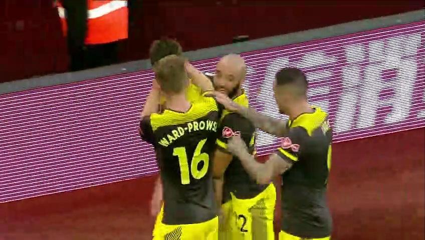 Aston Villa - Southampton (1-3) - Maç Özeti - Premier League 2019/20