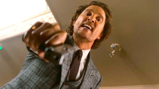 The Gentlemen with Matthew McConaughey - Official Trailer 2