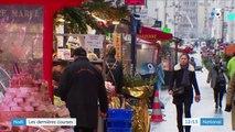 Noël : les Français se pressent pour faire leurs courses