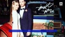 Hilary Duff Marries Matthew Koma in Intimate Backyard Ceremony