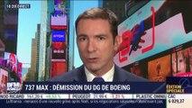Crise du 737 MAX: démission du DG de Boeing (1/2) - 23/12