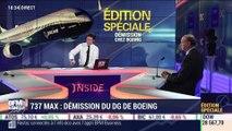Crise du 737 MAX: démission du DG de Boeing (2/2) - 23/12