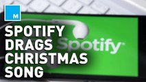 Spotify uses 'Behind the Lyrics' feature to drag 'Do They Know It's Christmas'