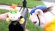 SML Parody Jeffy's Super Smash Bros. Ultimate!