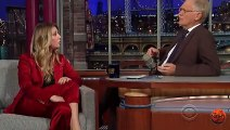 Funny Stories w Flirting Legend David Letterman on Late Late Show