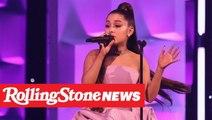 Ariana Grande Drops Live Tour Album   RS News 12/23/19