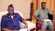 Le ministre Mohamed Diané recoit la ministre sud-africaine de la Défense à Conakry