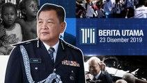 Berita TMI: Polis siasat pengakuan Azilah, Kg Asahan diancam tenggelam