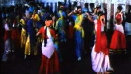 Tamil Uzhavan Magan Movie|Varagu Chamba Video Song|Vijayakanth|Radhika
