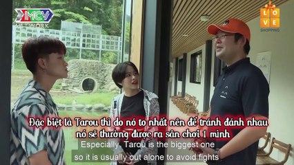 Việt Thi TUNG TĂNG cùng Winner đi tham quan công viên gấu tại Nhật Bản- DLKT