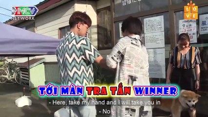 Winner VƯỢT QUA NỔI SỢ CHÓ nhờ CÁI NẮM TAY ngọt ngào của Việt Thi