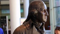 George Washington Likely Never Knew Dinosaurs Existed