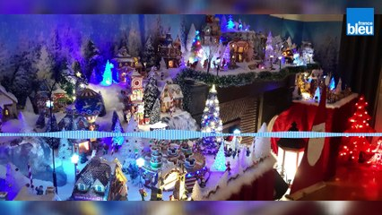 Décorations de Noël : l'incroyable maison de Xavier à Châlons-en-Champagne