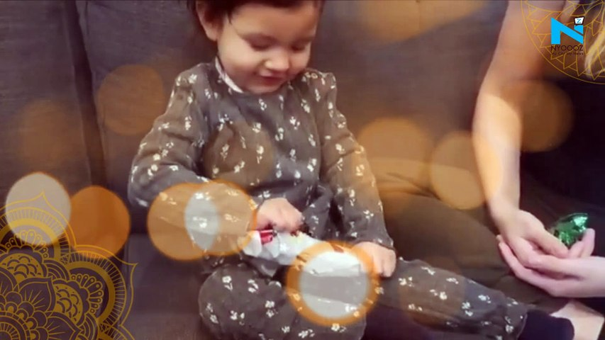 Parents prank toddler with Banana Christmas gift, her reaction is pure love