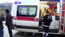 Çekmeköy'de iett otobüsü yan yattı yaralılar var