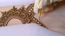 New easy mehndi design। Stylish mehndi design। Flower mehndi design। morden mehndi mehndi