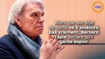 Bernard Tapie : Il s'inspire d'un célèbre chanteur pour faire face au cancer
