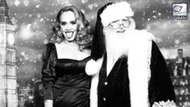 Adele Tries To Steal Christmas But Stole Our Hearts In Christmas Party Pictures!