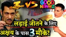 DABANGG 3 VS GOOD NEWWZ- Akshay Kumar Might Win BO Race With Salman Khan !