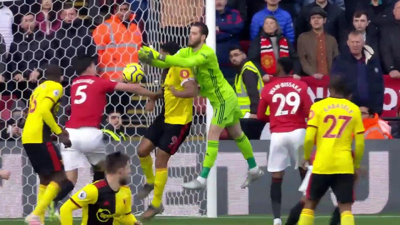 Watford - Manchester United (2-0) - Maç Özeti - Premier League 2019/20
