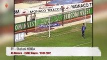 Le But du Siècle AS Monaco (partie 1 - 2000/2004)