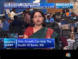 RBI annual report: Only growth can help the health of banks