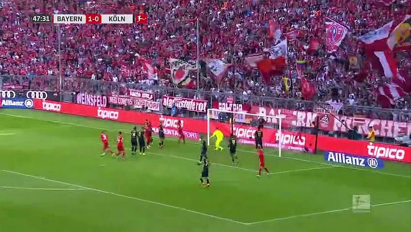Robert Lewandowski'nin Golleri  (Bundesliga 2019/20 - İlk Yarı)