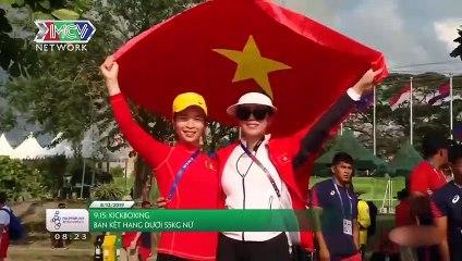 Một chiếc HUY CHƯƠNG VÀNG nữa lại vào tay Việt Nam - Trương Thị Phương (Canoeing)