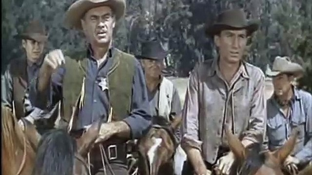 "Classic TV Westerns - Bonanza- ""Breed Of Violence"" (1960)"