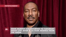 Eddie Murphy's Saturday Night Live Debut