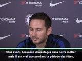 """19e j. - Lampard : """"Beaucoup de points à prendre"""""""