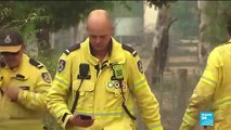 Australia bushfires: some volunteer firefighters to recieve paid leave