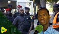 Bentaleb Sow revient sur le film de son arrestation musclée