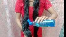 heavy hair oiling with parachute aloe Vera hair oil 250ml/heavy hair oiling with my long hair /long hair beauty /best heavy hair oiling