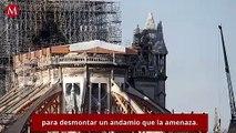 Por primera vez en más de 200 años, Notre Dame no tendrá misa de Navidad