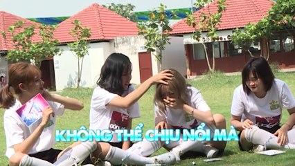 O2O Girlband XỈU LÊN XỈU XUỐNG vì Dương Thanh Vàng ÉP ĂN