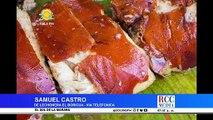 Samuel Castro de lechonera el boricua nos habla sobre la venta de cerdo para noche buena