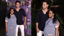 Arpita Sharma & Ayush Sharma hostes a Christmas party;Watch video | FilmiBeat