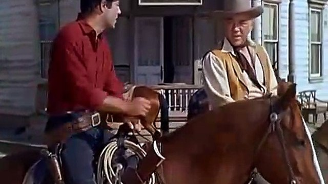 "Classic TV Westerns - Bonanza - ""Badge Without Honor"" (1960)"