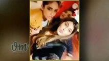 Shraddha Arya Christmas Party Enjoy with Friends | Anjum Fakih | kundali Bhagya team | Viral Masti