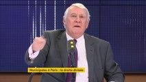 """Municipales : Claude Goasguen (LR) dénonce les """"lapins de garenne"""" qui veulent seulement """"être élus"""""""
