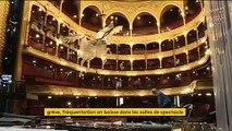 Concerts, pièces de théâtre et spectacles boudés et perturbés par la grève