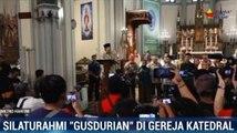 Komunitas Lintas Etnis dan Agama Kunjungi Gereja Katedral Jakarta