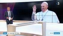 Noël : pourquoi le pape François n'a-t-il pas évoqué Hong Kong dans son discours ?