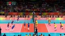 China vence a Serbia para ganar el oro del voleibol femenino | Juegos Olímpicos de Río 2016