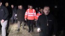 Bakan Pakdemirli örtü yangınlarının sürdüğü Trabzon'da incelemelerde bulundu