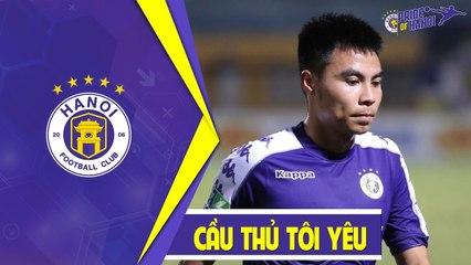 Đức Huy được gia hạn đến năm 2022 | Thành quả xứng đáng cho sự đa năng và cống hiến | HANOI FC